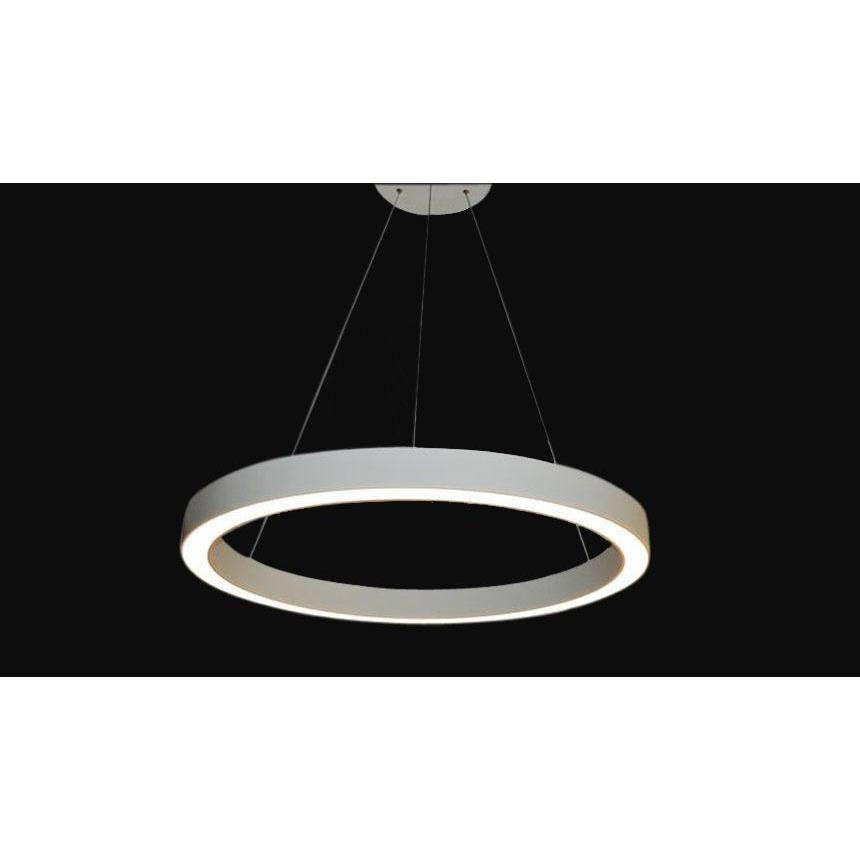 Lampa Led Saturn 72w 3000k Biała Fi120cm X 120cm Wisząca świeci Do Dołu Gigant 5000lm Creelamp Warszawa Bartycka 116
