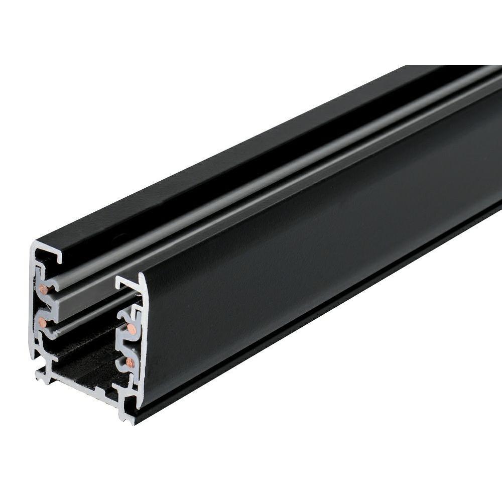 Szyna Do Luxsystem 3f Creelamp 1m Black Czarna Aluminium Oświetlenie Szynowe Premiumlux Warszawa Bartycka 116