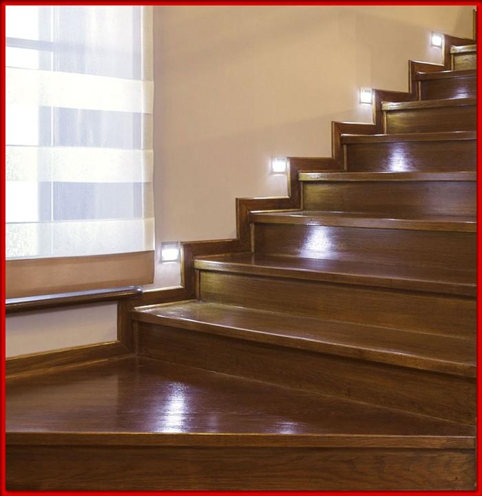 zestaw opraw schodowych Ontario przykład zastosowania